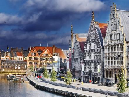 Уютный Гент 440x330 Церковь Святого Жиля в Брюгге