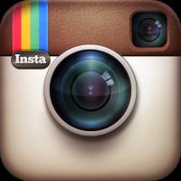 Instagram logo Контакты