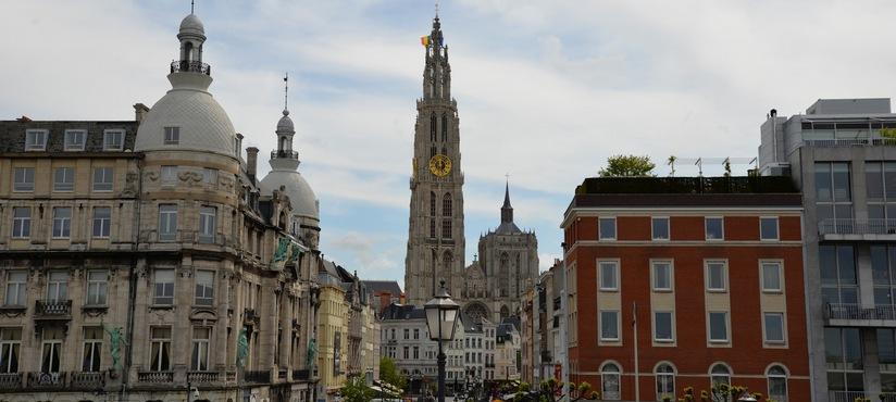 110 Антверпен, обзорная экскурсия