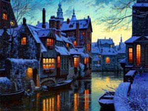 ekskursii po bryugge skazochnoj severnoj venetsii 2 300x225 Экскурсии по Брюгге   сказочной Северной Венеции