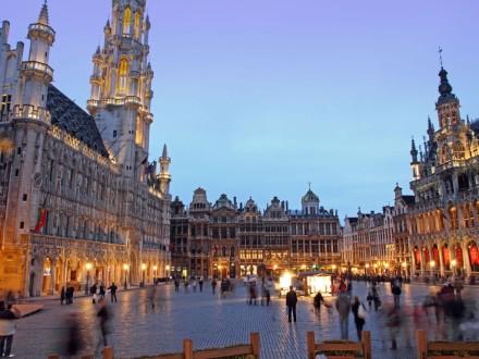 2430284 440x330 Церковь Святого Жиля в Брюгге